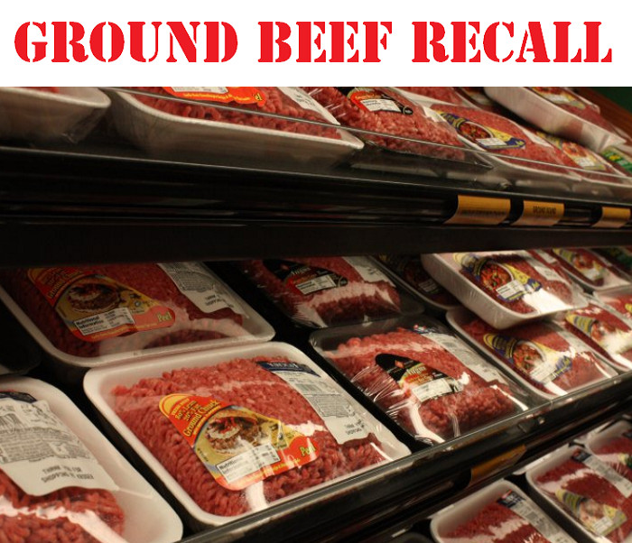 Ground Beef Recall  WOW Recall King Cakes