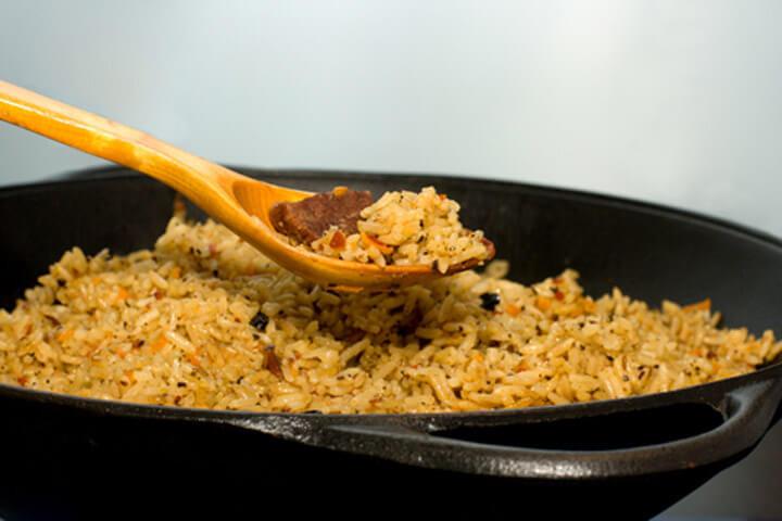 Ground Beef Rice  Ground Beef Recipes With Rice CDKitchen