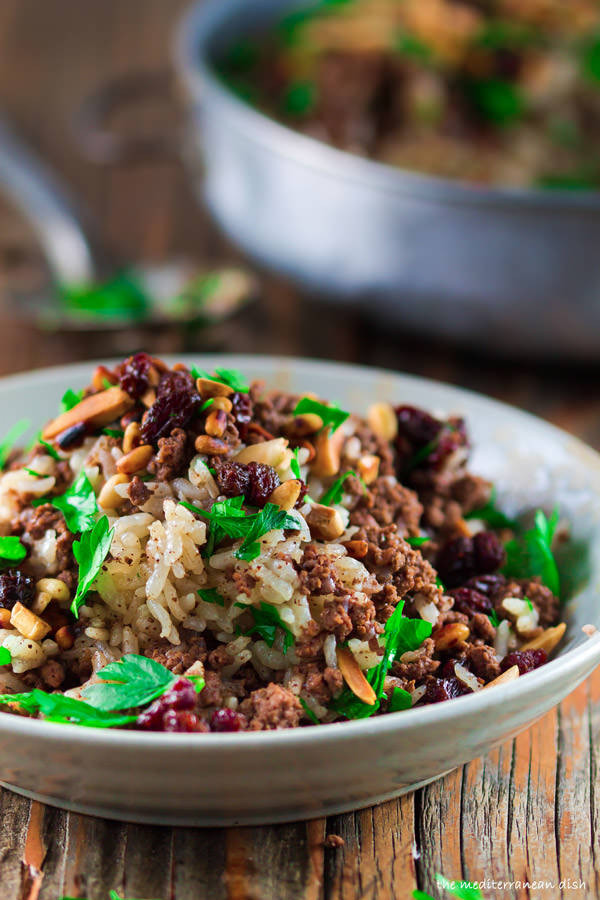 Ground Beef Rice  Ground Beef and Rice Recipe