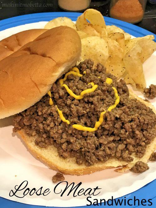 Ground Beef Sandwich  25 best ideas about Loose meat sandwiches on Pinterest