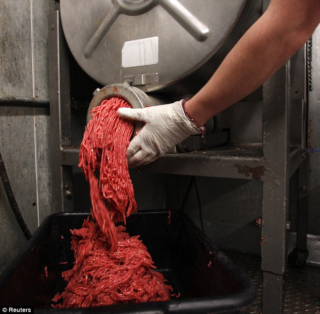 Ground Beef Sell By Date  Health warning as U S recalls nearly 23 000lb of ground