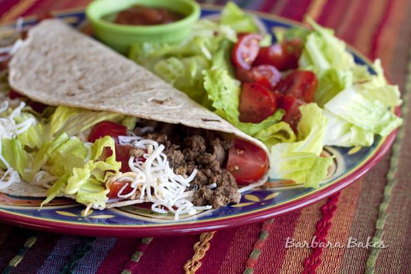 Ground Beef Taco Recipe  Easy Ground Beef Tacos Recipe
