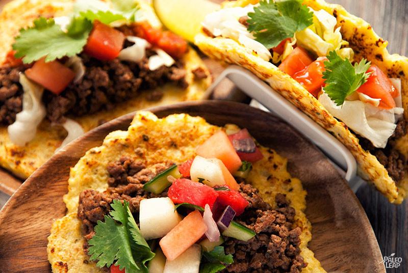 Ground Beef Taco Recipe  Ground Beef Tacos