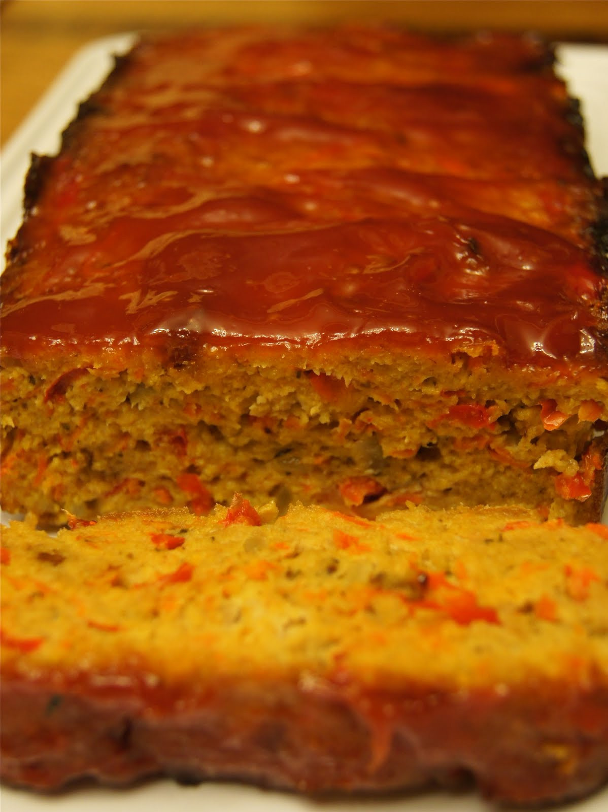 Ground Chicken Meatloaf  Healthy and Gourmet Chicken Meatloaf