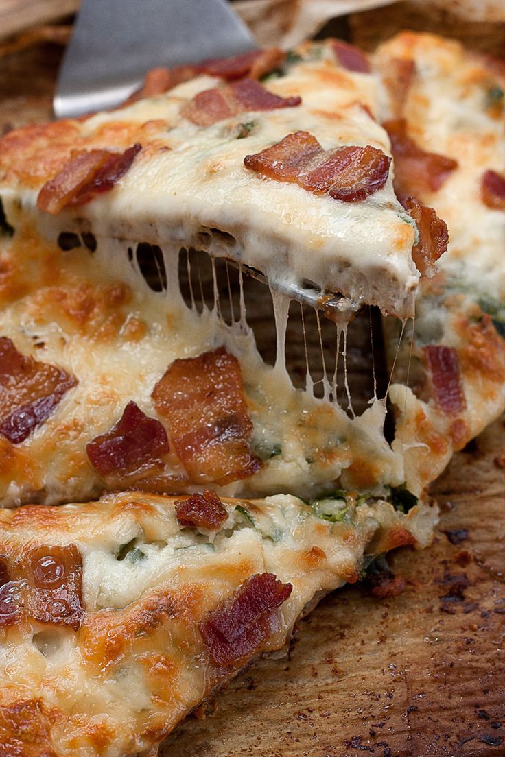 Ground Chicken Pizza Crust  Ground chicken cheese and spices make up the crust of