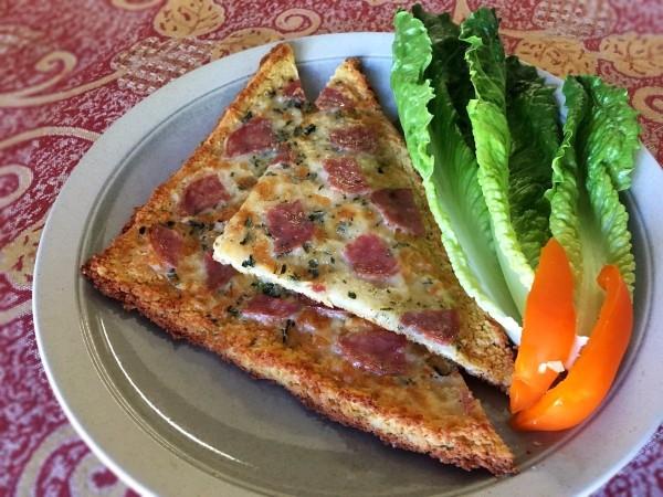 Ground Chicken Pizza Crust  Flourless Chicken Pizza Crust Recipe
