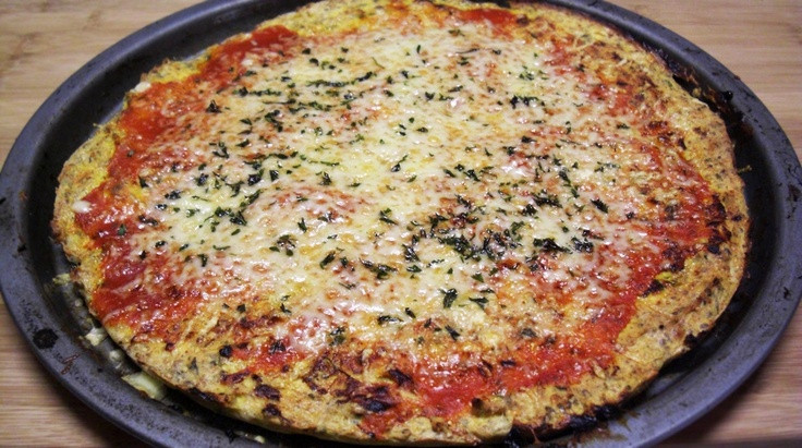 Ground Chicken Pizza Crust  7 best Food reviews Things I tried and what I think about