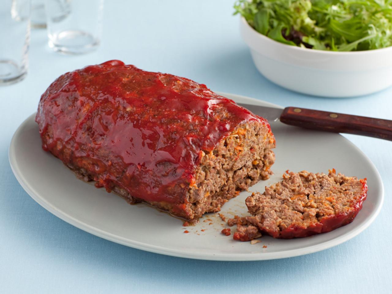 Ground Pork Meatloaf  Easy Meatloaf Recipe Beef Meatloaf Recipe