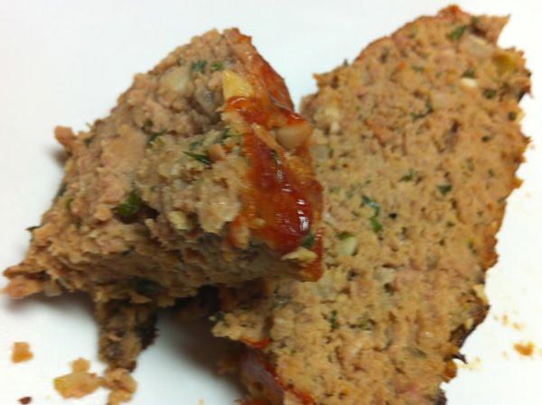 Ground Pork Meatloaf  ywur ground pork only meatloaf recipes