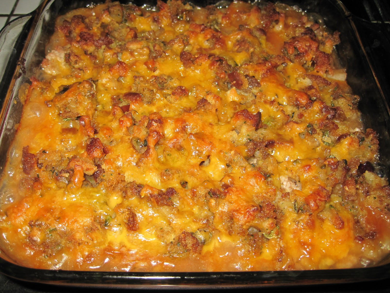 Ground Turkey Casserole  Recipe Tips and Hints Ground Turkey and Ve able Casserole