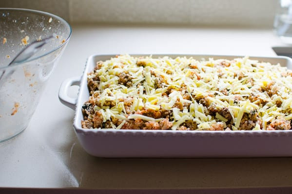 Ground Turkey Casserole  Ground Turkey Quinoa Casserole iFOODreal Healthy
