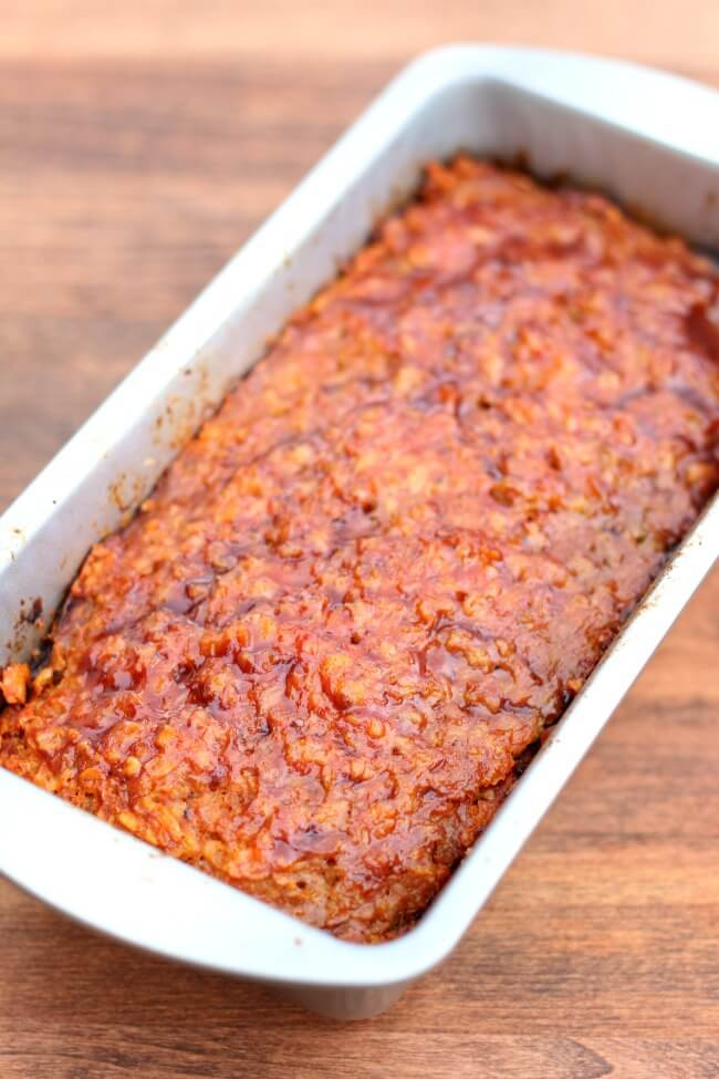 Ground Turkey Cook Temperature  Slow Cooker Homestyle Ground Turkey or Beef Meatloaf