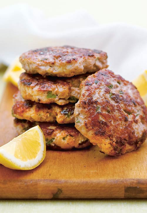Ground Turkey Patties  Turkey Burgers Recipe