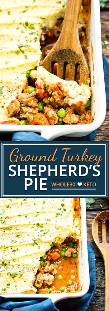 Ground Turkey Shepherd'S Pie  Ground Turkey Shepherd s Pie