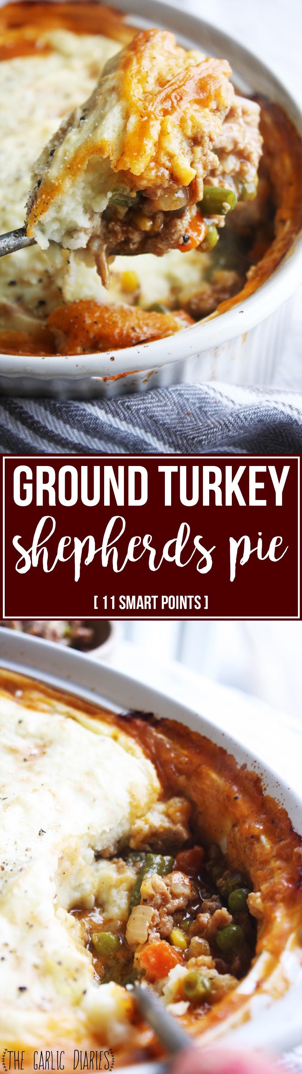 Ground Turkey Shepherd'S Pie  Ground Turkey Shepherd's Pie