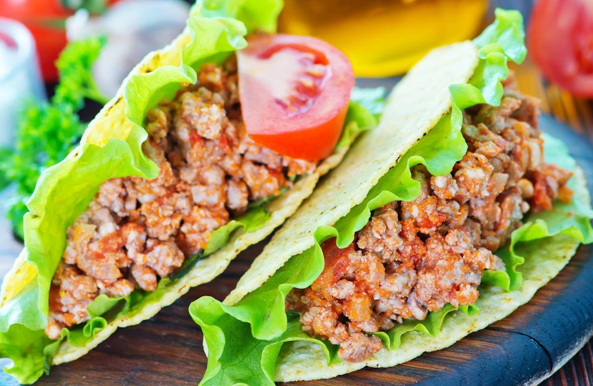 Ground Turkey Taco Recipe  Quick and Easy Ground Turkey Tacos Recipe