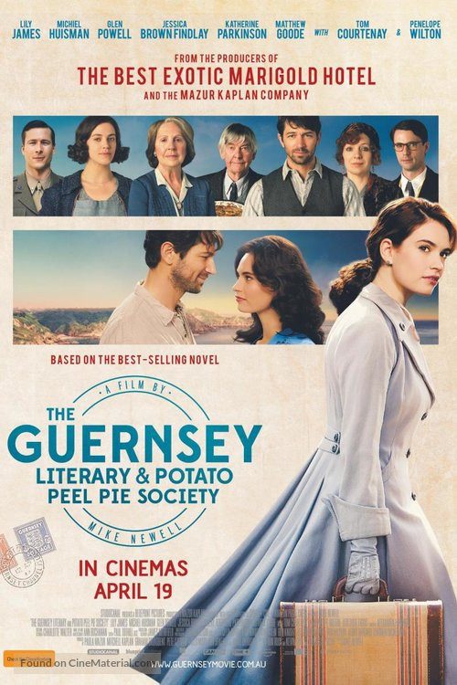 Guernsey Literary And Potato Peel Pie Society  The Guernsey Literary and Potato Peel Pie Society
