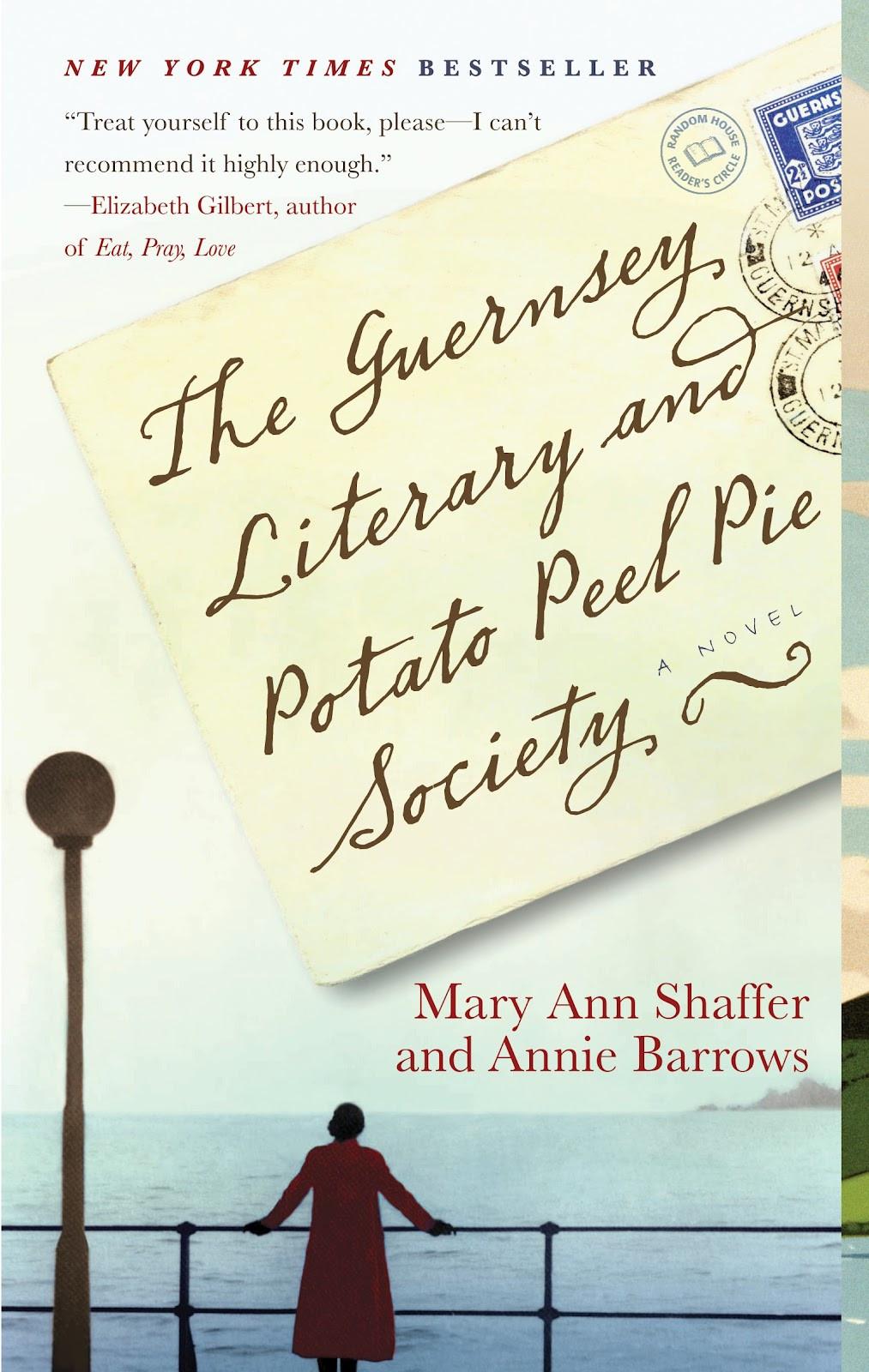 Guernsey Literary And Potato Peel Pie Society  ALPHA reader 'The Guernsey Literary and Potato Peel Pie