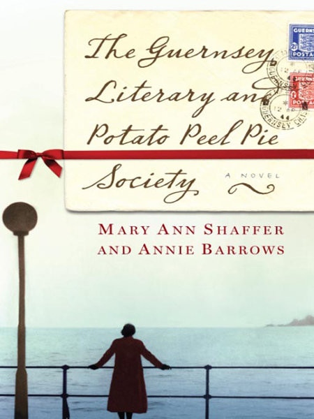 Guernsey Literary And Potato Peel Pie Society  Books Being Adapted Into Movies
