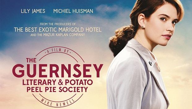Guernsey Literary And Potato Peel Pie Society  Up ing London Premieres UK Red Carpet Movie