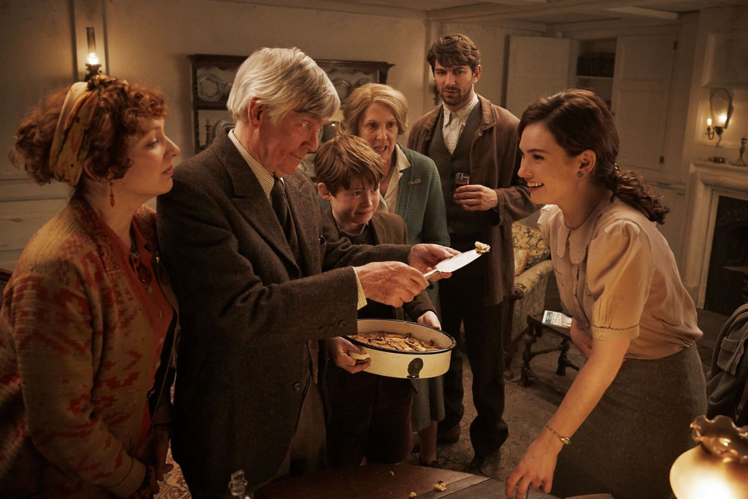 Guernsey Literary And Potato Peel Pie Society  The Guernsey Literary and Potato Peel Pie Society in