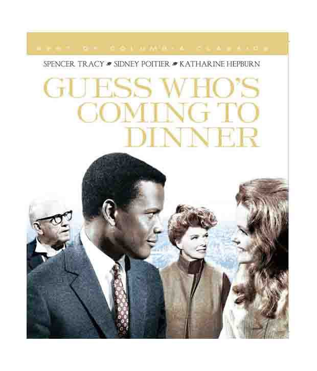Guess Who'S Coming To Dinner?  Guess Who s ing to Dinner English [Blu ray] Buy