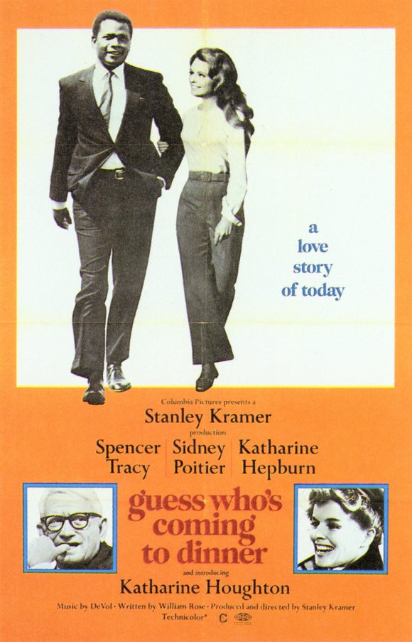 Guess Whos Coming To Dinner Cast  Movie Review Guess Who s ing to Dinner 1967