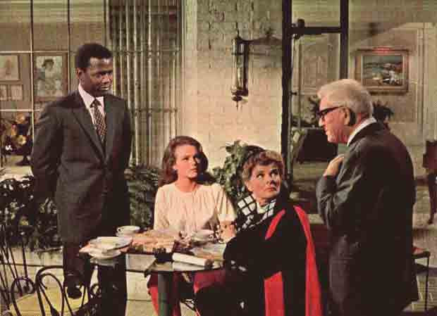 Guess Whos Coming To Dinner Cast  Katharine Hepburn in Guess Who s ing to Dinner