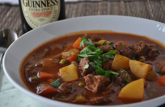 Guiness Beef Stew  Beef and Guinness Stew Mountain Mama Cooks