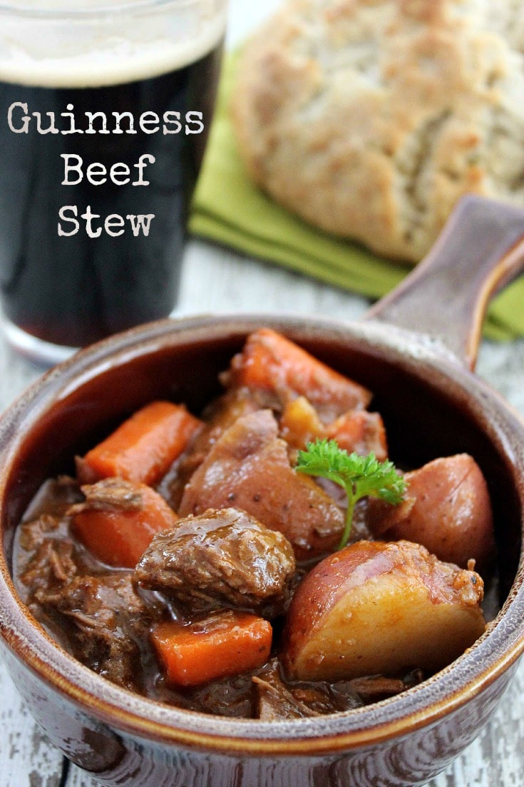 Guiness Beef Stew  Guinness Beef Stew Recipe