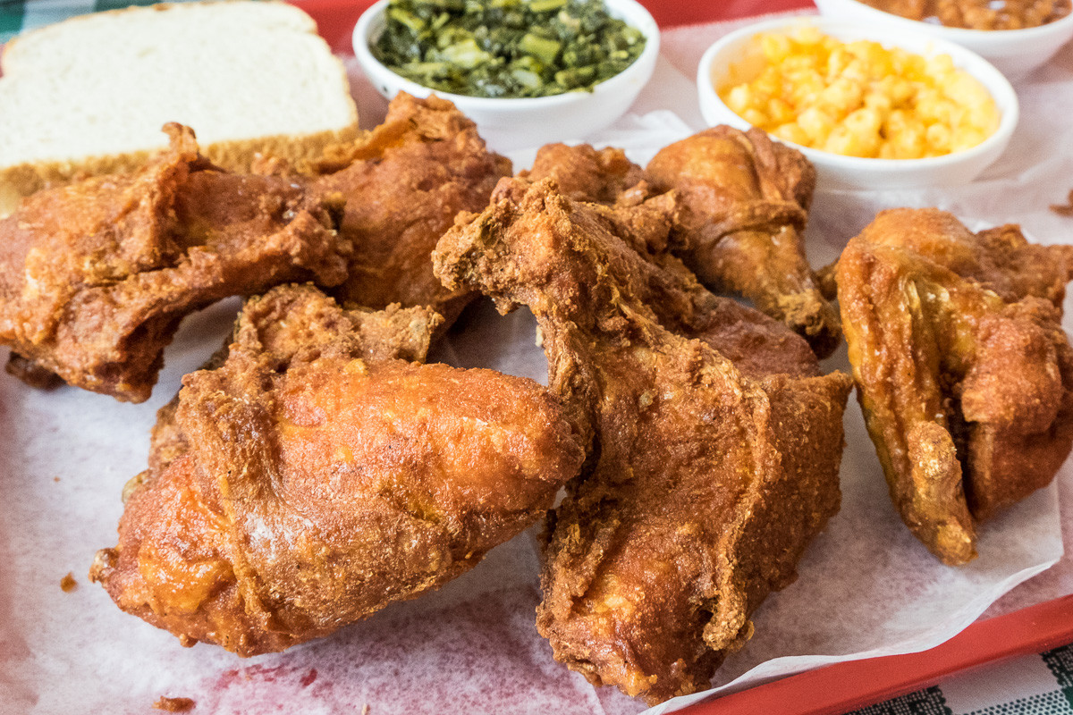 Gus Famous Fried Chicken  Gus's Fried Chicken Adds A Little Tennessee Flavor To