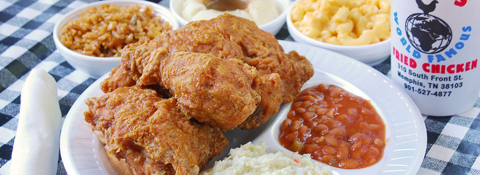 Gus Famous Fried Chicken  Gus's Fried Chicken Opening in ATL by End of Summer – Left