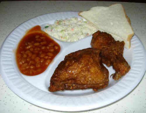 Gus Famous Fried Chicken  Gus s World Famous Fried Chicken at HollyEats