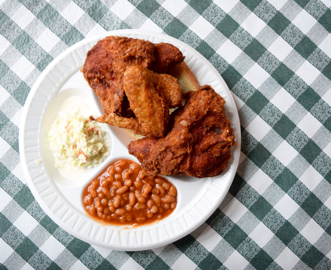 Gus Famous Fried Chicken  Where To Eat Gus s World Famous Fried Chicken