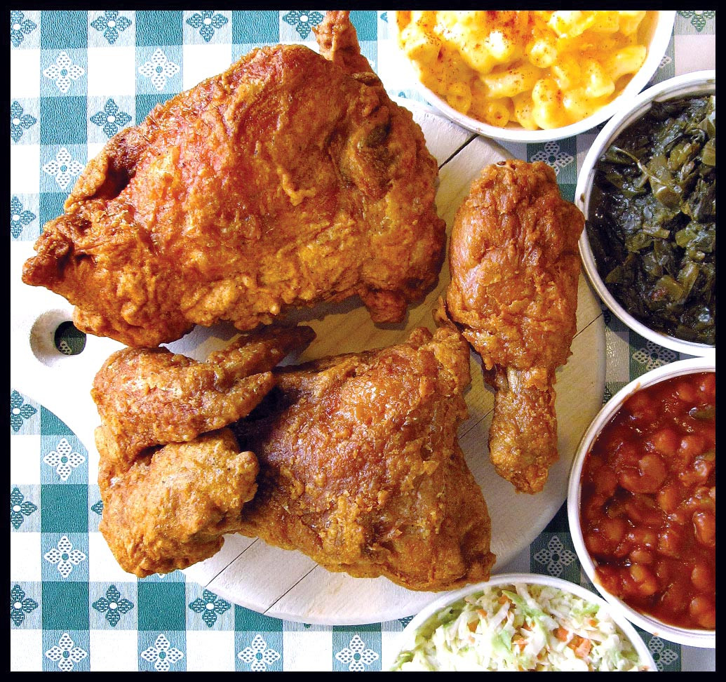 Gus Famous Fried Chicken  Review Gus's World Famous Fried Chicken