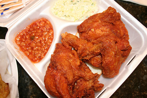 Gus Famous Fried Chicken  The Thirsty Foo Gus s World Famous Fried Chicken