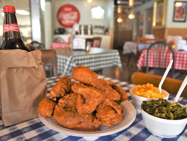 Gus S World Famous Fried Chicken  Rumor no more Memphis fried chicken joint ing to