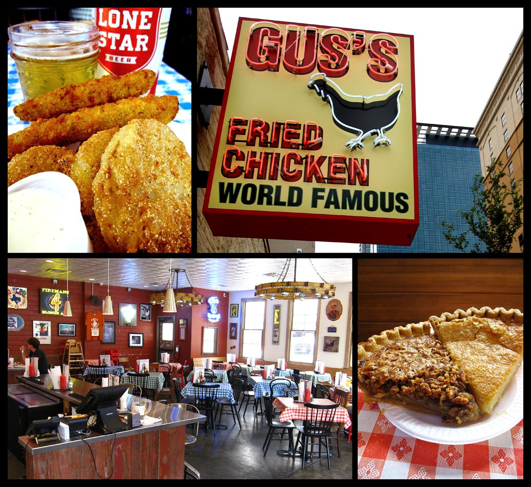 Gus S World Famous Fried Chicken  Review Gus's World Famous Fried Chicken