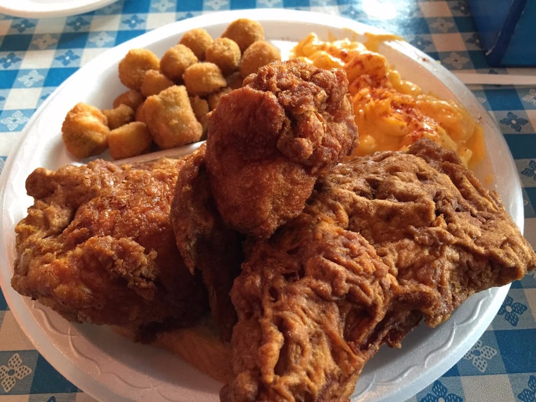 Gus S World Famous Fried Chicken  The best fried chicken in America ranked Business Insider