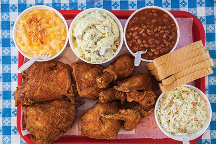 Gus S World Famous Fried Chicken  Gus's World Famous Fried Chicken Fried Chicken With A