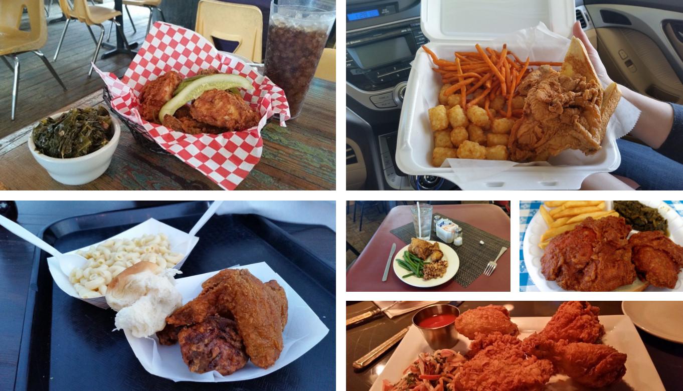 Gus'S Fried Chicken Austin  5 Great Spots to Get Fried Chicken in Austin