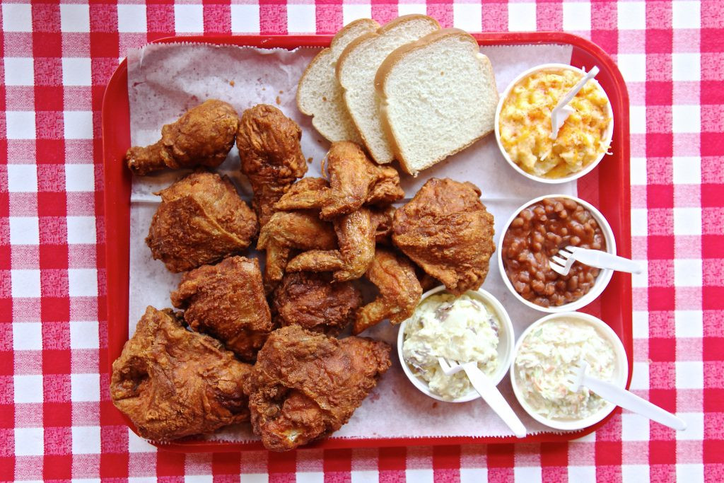 Gus'S Fried Chicken Menu  Houston s Hottest Restaurant News The Top Spots You ll Be