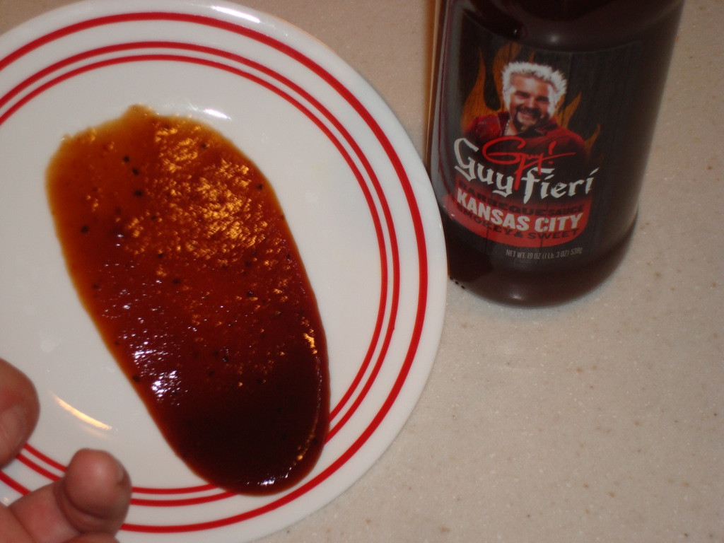 Guy Fieri Bbq Sauce  Guy Fieri Kansas City Barbecue Sauce Smokey and Sweet