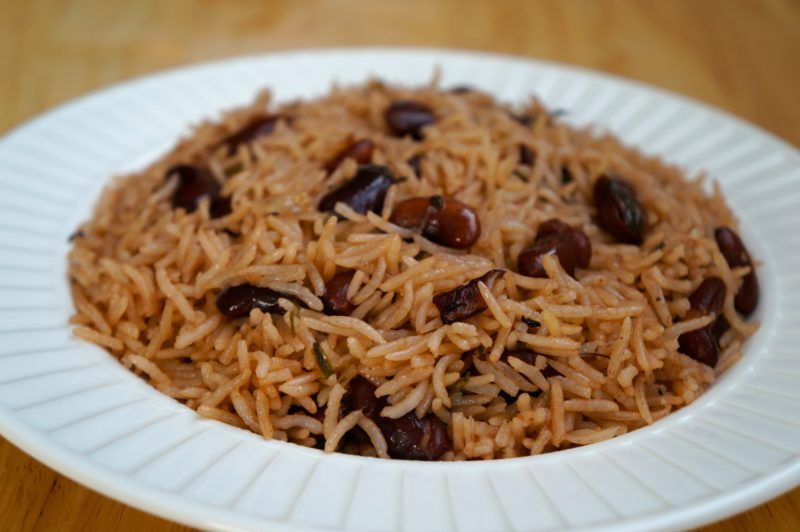 Haitian Rice And Beans  The perfect Rice and Beans