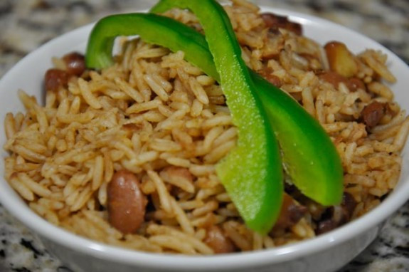 Haitian Rice And Beans  5 Haitian Recipes Every Haitian Woman Should Know