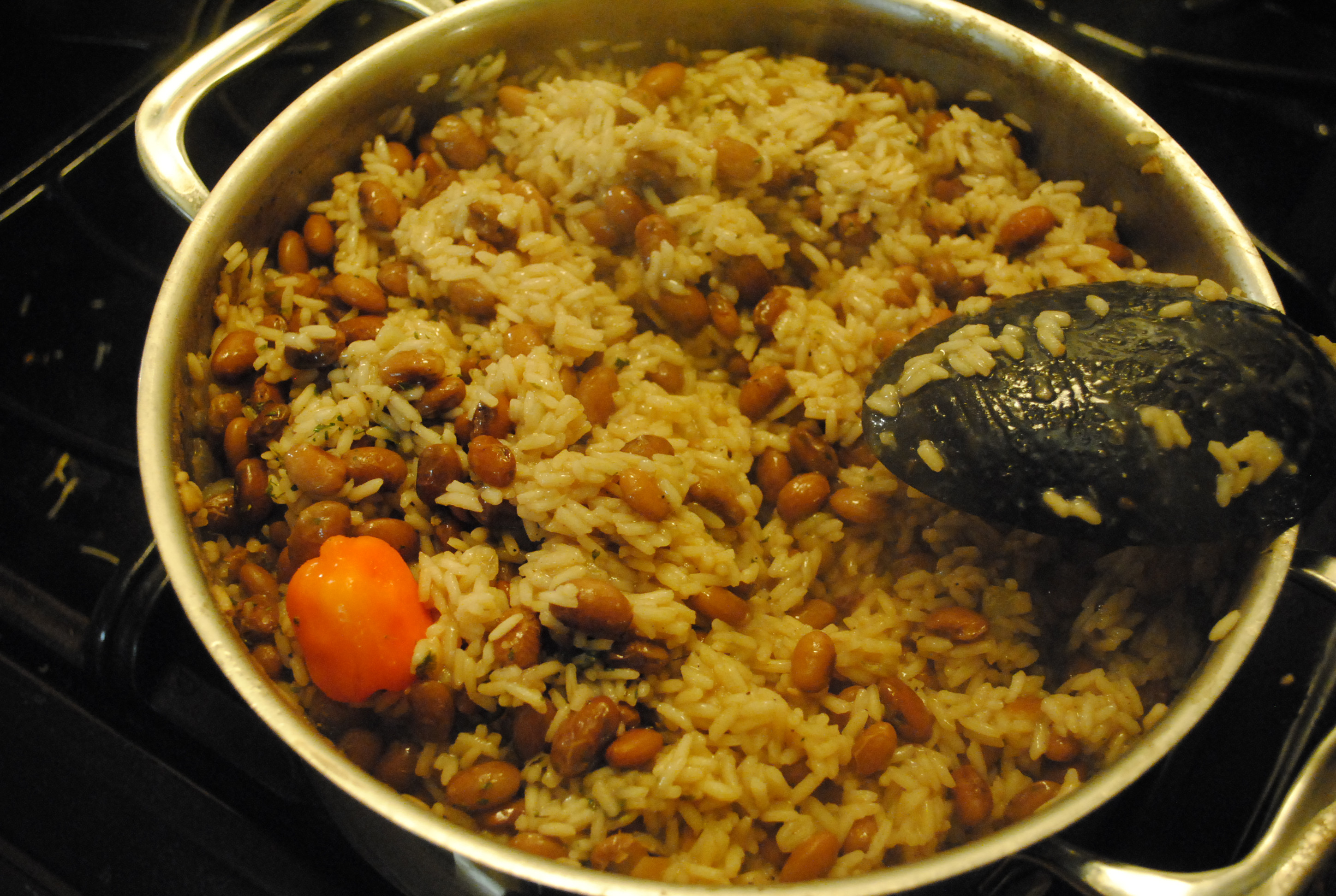 Haitian Rice And Beans  Five Cooking Tips for the Inexperienced Amateur Cook