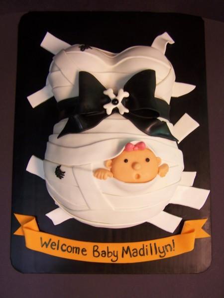 Halloween Baby Shower Cakes  Halloween Baby Shower Cakes Cake Ideas