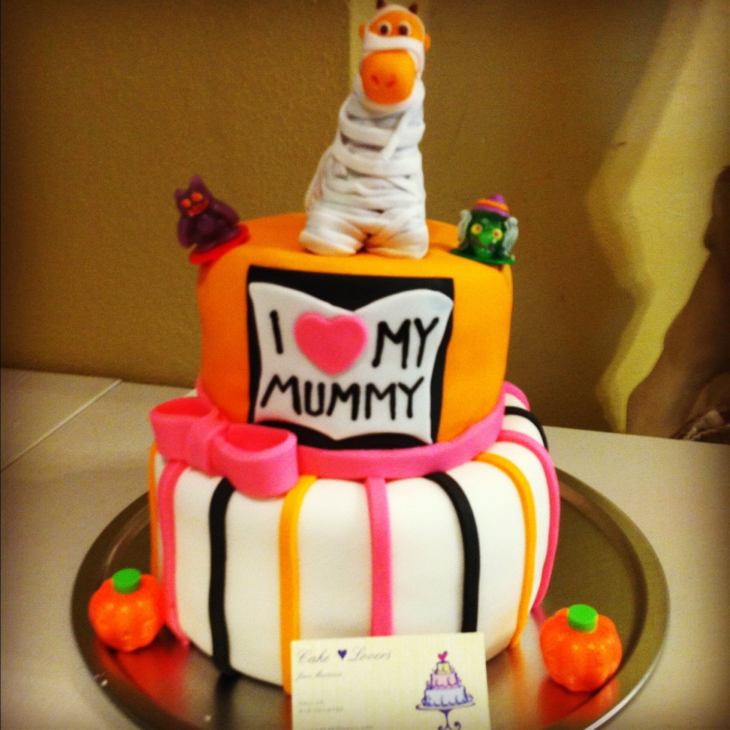 Halloween Baby Shower Cakes  Halloween Baby Shower 9 Things You Need Have BabyPrepping