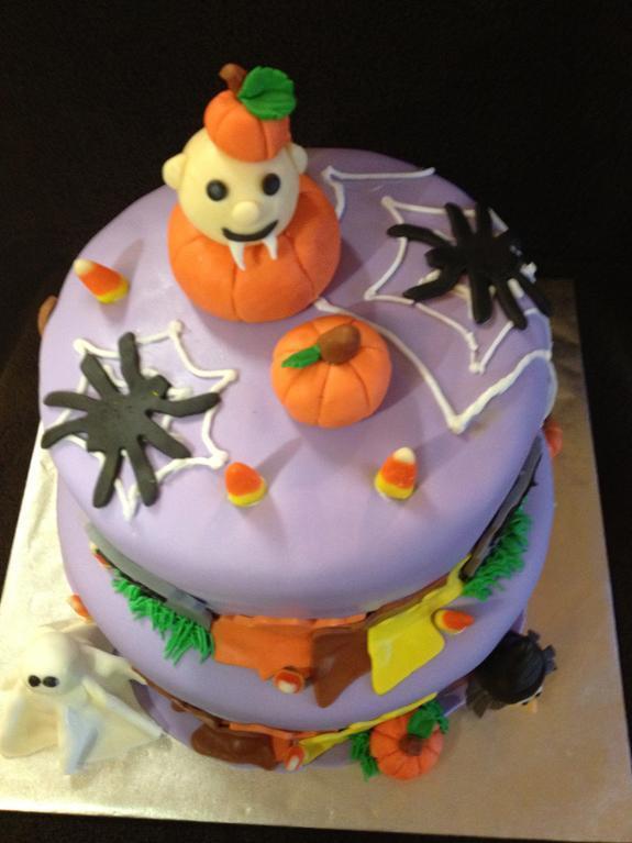 Halloween Baby Shower Cakes  Living Room Decorating Ideas Baby Shower Cakes For Halloween