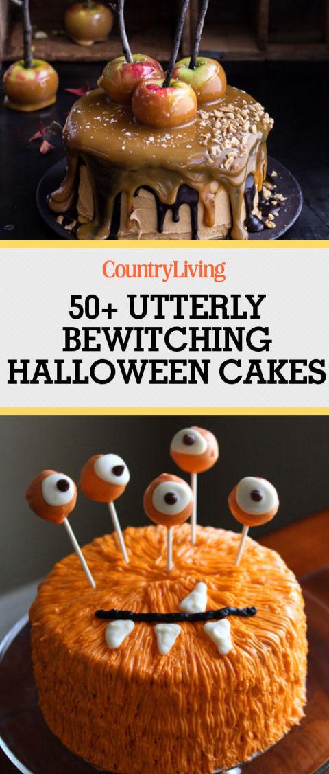 Halloween Cake Recipe  61 Easy Halloween Cakes Recipes and Halloween Cake